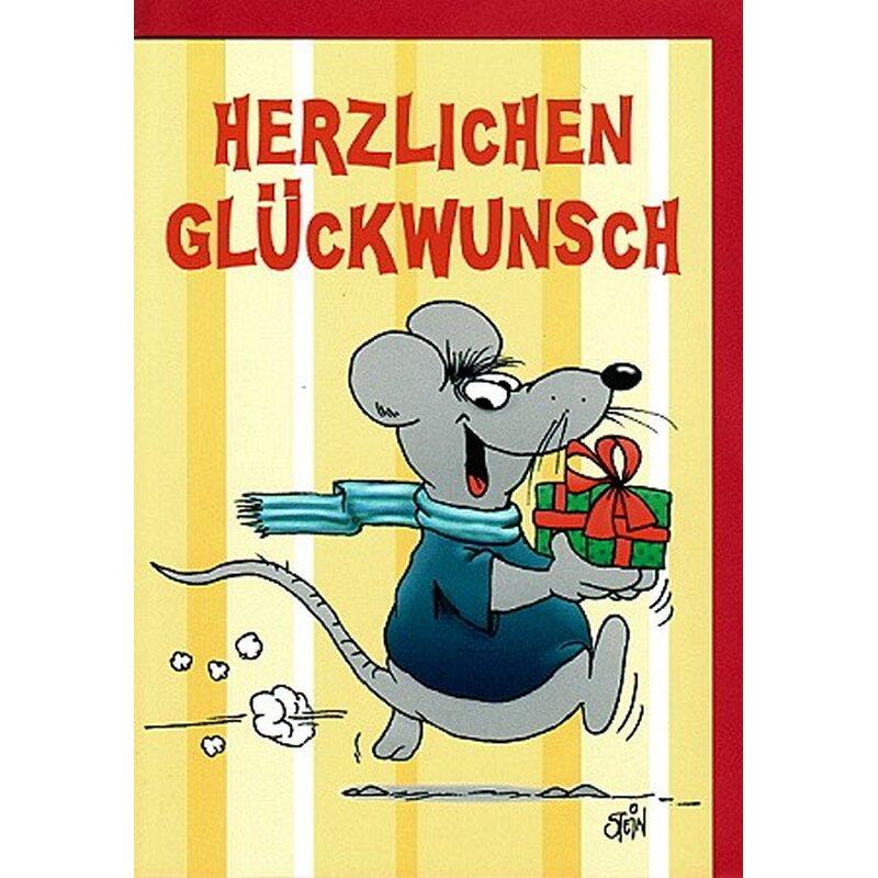 Uli Stein Glückwunschkarte Express